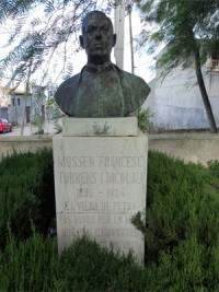 2. Busto de Francesc Torrens