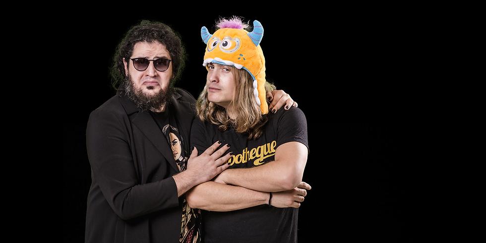 Jaime Caravaca y Grison Beatbox, de la Resistencia