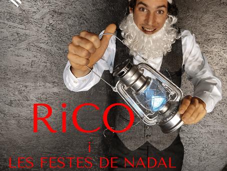 02/01/2021 - RICO i LES FESTES DE NADAL!!!!!!