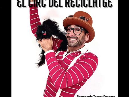 24/04/2021 - EL CIRC DEL RECICLATGE (PETRAficats pels contes)
