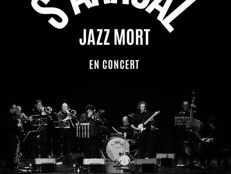 17/04/2021 - S'ARRUAL JAZZ MORT (Concert de música)
