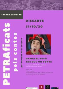 31/10/2020 - EL BUFÓ ENS DUU UN CONTE