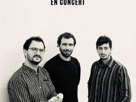 29/05/2021 - PROJECTE ASAAC, en concert (Maig Musical)