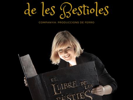 17/04/2021 - EL LLIBRE DE LES BESTIOLES (Petraficats pels contes)