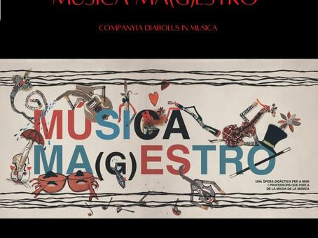 02/05/2021 - MÚSICA MA(G)ESTRO (Maig musical infantil)