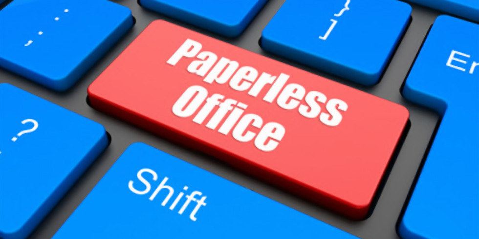 Paperless Office Strategies