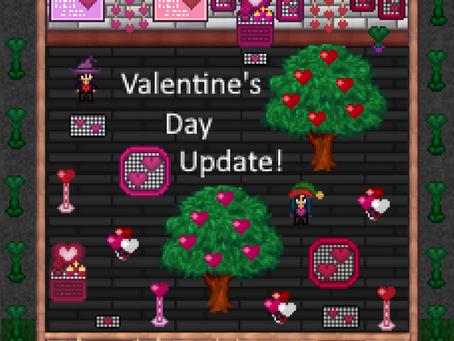 Main Street Valentine's Update!