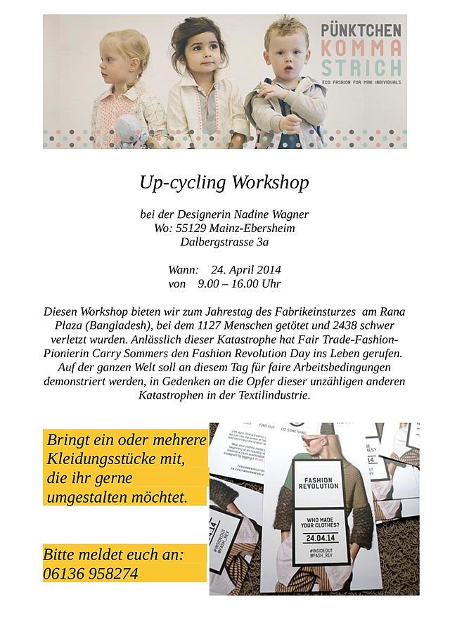 Upcycling Workshop