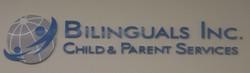 Bilinguals Inc Office Signage