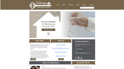 Vintage Title Website Design