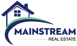 Mainstream Real Estate Logo Design