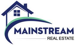 Mainstream Real Estate Logo Design