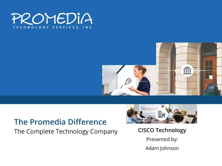 Promedia Powerpoint Presentation