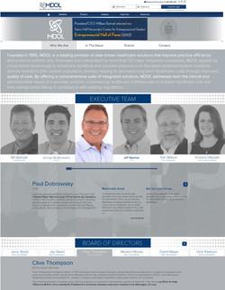 MD-Online Custom Website Design