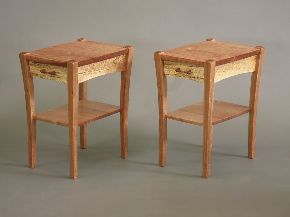 Tusk End Tables