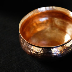 Bowl with flared lip