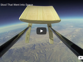 Episode 3: The Stool That Went Into Space