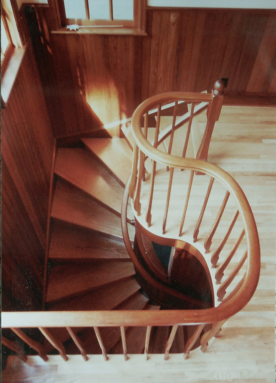 Radial Staircase