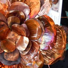 Rose in Copper