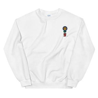 Tough Bloom sweatshirt