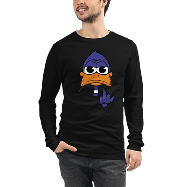 Duckie Doo Unisex Long Sleeve Tee