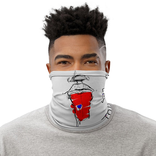 Tongue out Neck Gaiter