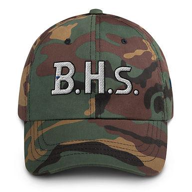 BHs Dad hat