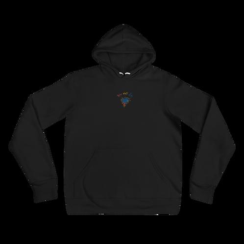 Premium Embroidered hoodie