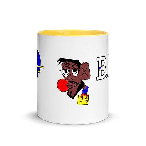 BHs Mug with Color Inside