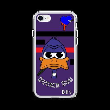 Duckie Doo iPhone Case