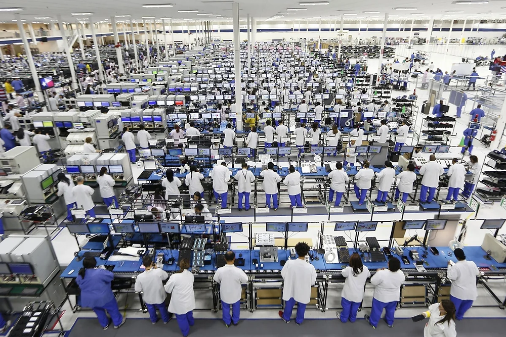 Сборка продукции Apple