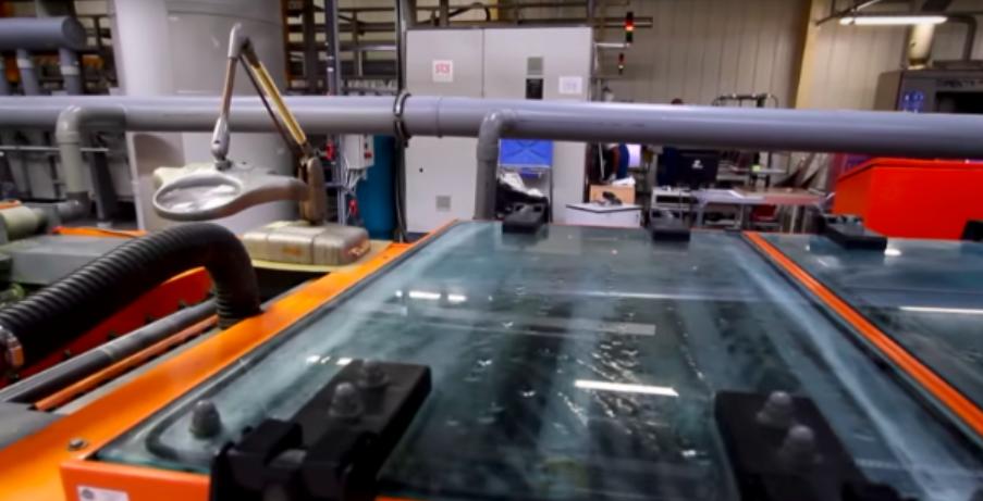 Ванна для удаления меди на печатной плате