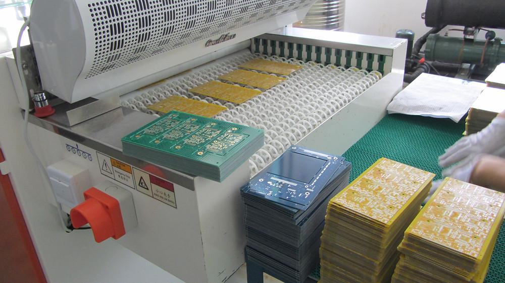 Разные типы печатных плат