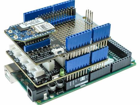 Покупка и проектирование плат расширения Arduino
