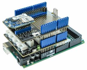 Вы можете стать немного сумасшедшим, когда вы  объедините кучу модулей Arduino вместе