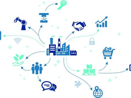 Что такое цифровая цепочка поставок?