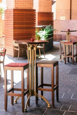 London Room: Courtyard