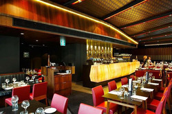 Classic and modern bar