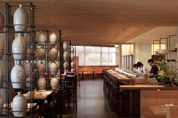 Pabu interior Photo by Chris Ford