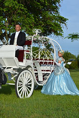 Cinderella with Carriage