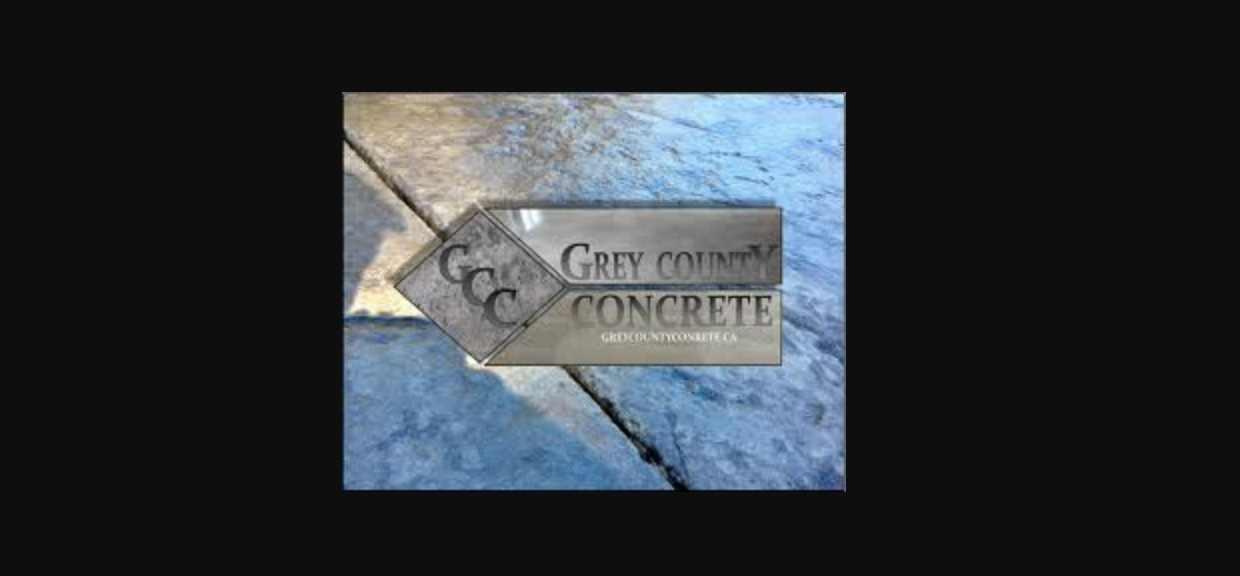 Grey County Concrete