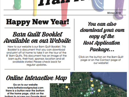 Check out our New Years Newsletter!