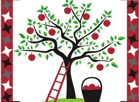 Barn Quilt Spotlight - The Greb Family Tree