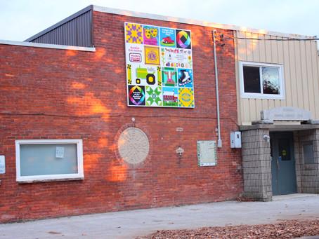 Barn Quilt Spotlight - Rocklyn Community Quilt
