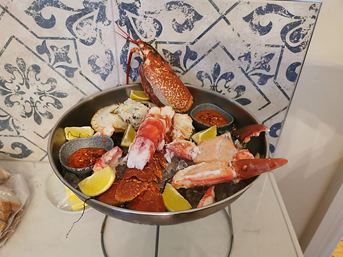 Cooked Ancient East Lobster