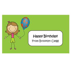 Birthday Gift Tag