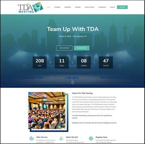 TDA Meeting