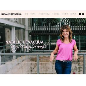 Natalie Bevacqua - My Messy Miracle