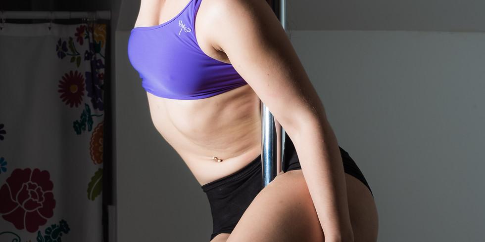 Beginner & Improver Pole Fitness 5-Week Thursday Series