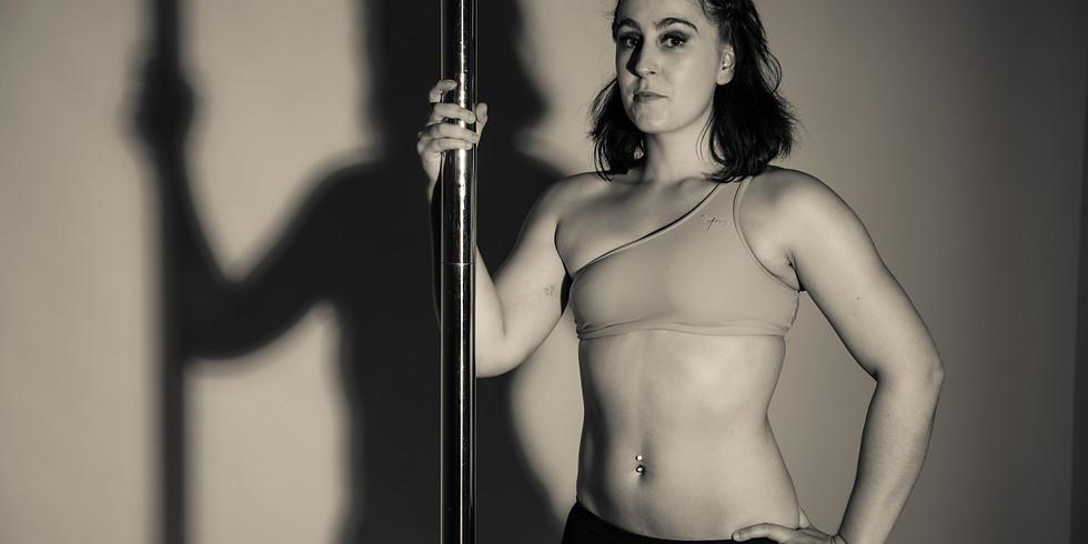 Beginner & Improvers+ Pole Fitness 5-Week Thursday Series